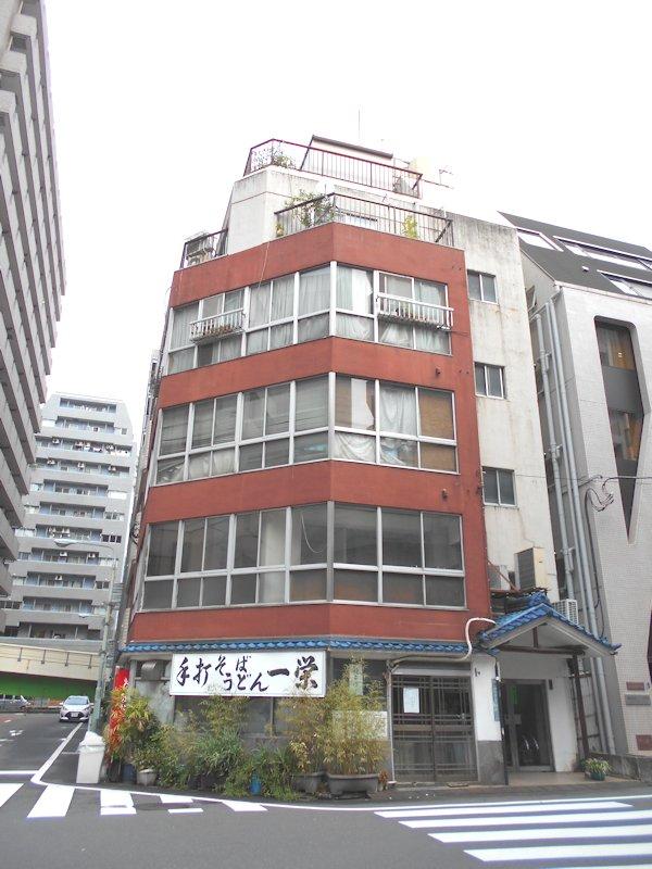 森田ビル(東池袋3丁目9)