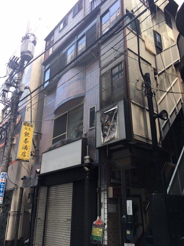 藤井ビル(池袋2丁目)
